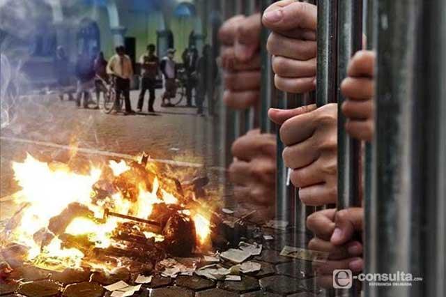 En 159 intentos de linchamiento  en Puebla  murieron 9 personas