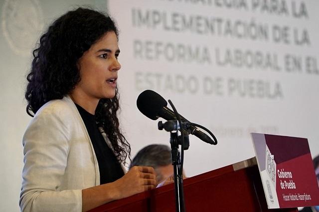 La reforma laboral llega a Puebla el 1 de octubre: Alcalde Luján