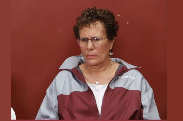 Culpa Barbosa a Bertha Luján de alentar conflicto en Morena
