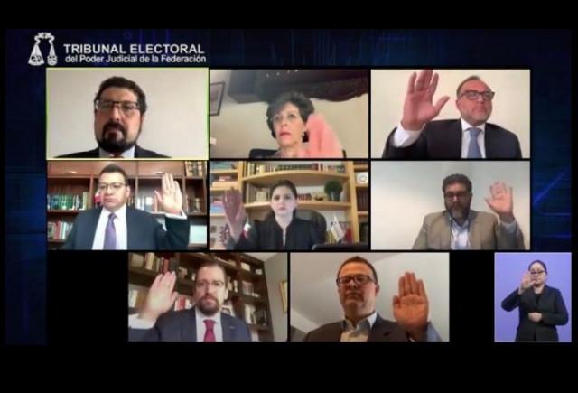 Magistrados del TEPJF presentarán ante la CIDH queja contra AMLO