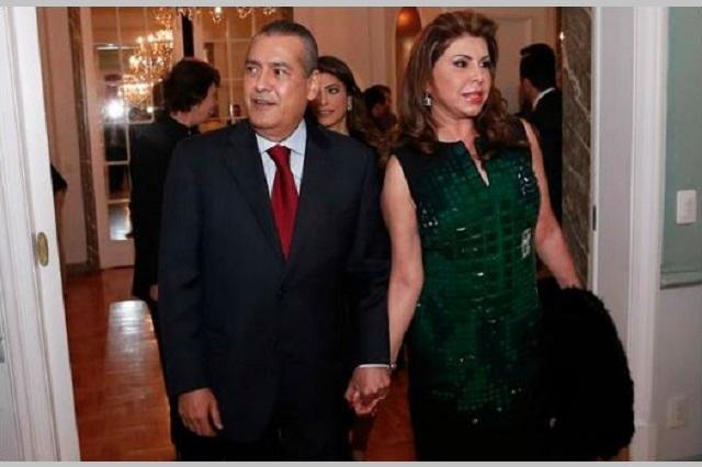 Muere la esposa de Manlio Fabio Beltrones, Sylvia Sánchez