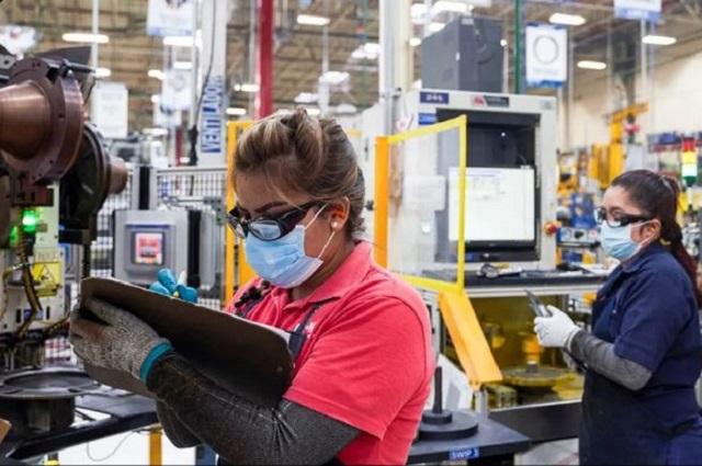 Tuvo Puebla la segunda peor contracción industrial en febrero