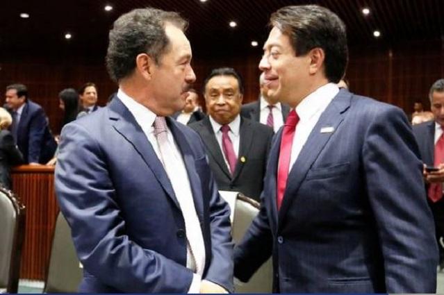 Desmienten que Ignacio Mier sea otra vez coordinador de Morena