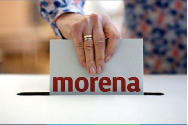 Nueva secretaria de Transporte quería candidatura en Morena