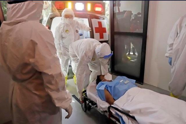Mueren 9 de cada 100 personas con Covid, en México: Salud