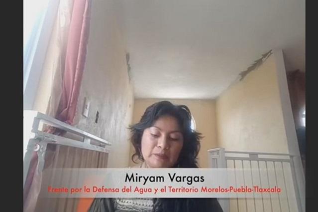 Defensores de comunidades indígenas en conversatorio de la IBERO Puebla