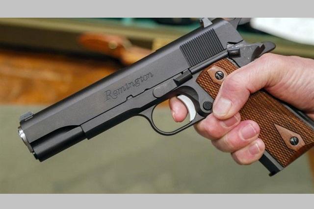 Aumentó 33% compra de armas de fuego en familias mexicanas
