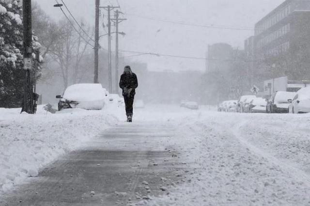 Histórica tormenta invernal cae sobre Texas y 40 estados