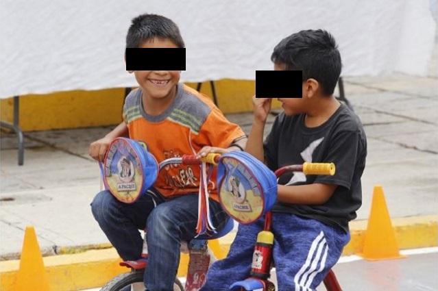 Cada 24 horas un menor de edad sufre violencia en Puebla