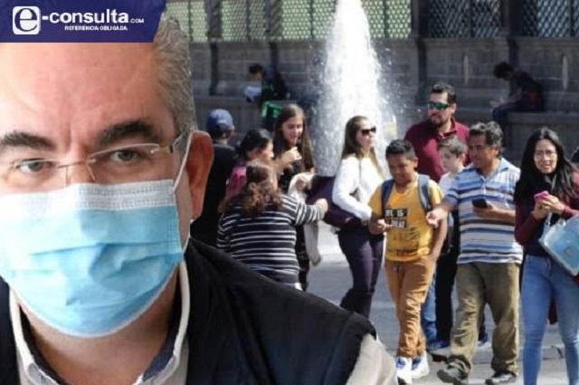 Hasta vacunar a 4.7 millones de poblanos habrá normalidad: Salud