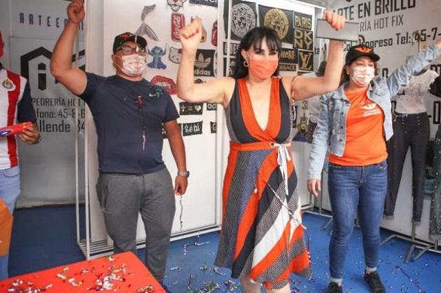 Matan a balazos a candidata de MC en Moroleón, Guanajuato
