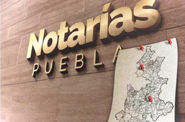 Hemos recuperado 25 notarías del morenovallismo: Barbosa