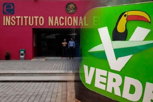 Propone INE quitar prerrogativas al PVEM por pago a influencers