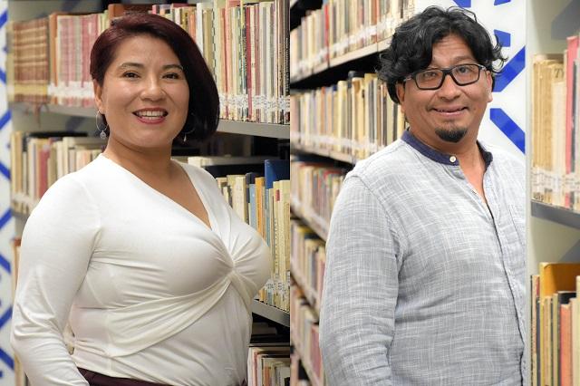 Investigadores BUAP crean biblioteca en Palmar de Bravo