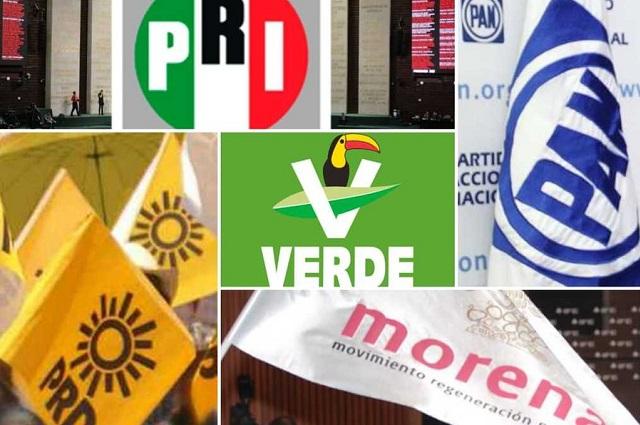 Comienzan campañas electorales en NL, SLP, Sonora y Guerrero