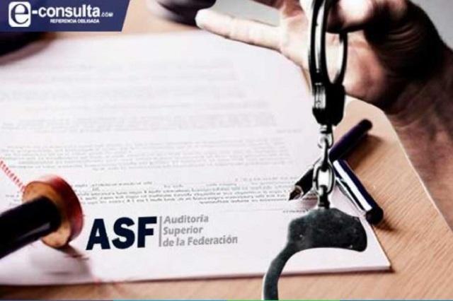 Detecta ASF posibles desfalcos en Pemex, Guadalajara y Sonora