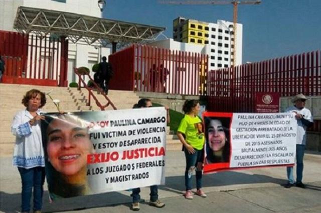 Exigen esclarecer caso de Paulina Camargo, desaparecida hace 6 años
