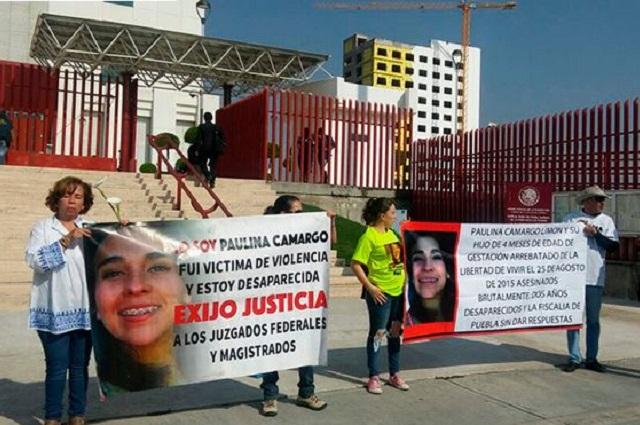 Ordenan reponer procedimiento en caso de Paulina Camargo