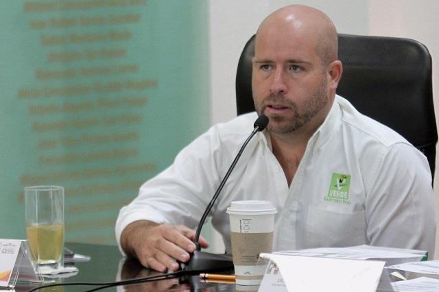 Por ligas con mafia rumana, quitan a dirigente del PVEM en Cancún