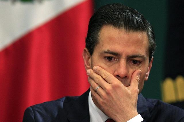 Por ahora, FGR no llamará a Peña Nieto para declarar sobre sobornos