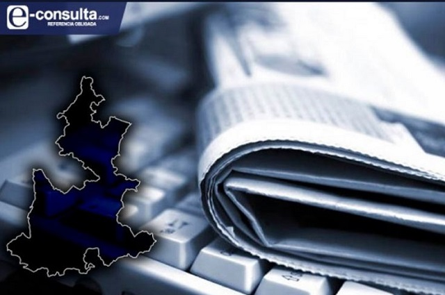 Denuncian en CIDH agresiones de Barbosa a prensa en Puebla