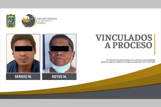 Dan prisión a dos hombres acusados de violación en Puebla