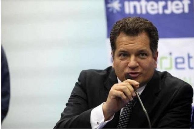Por fraude de Interjet ordenan aprehender a Alemán Magnani