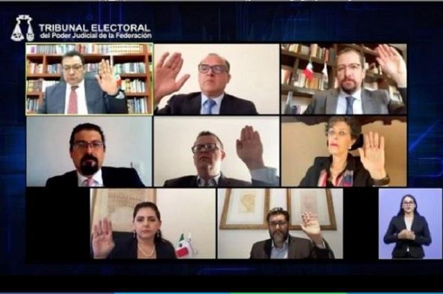 Recibe el TEPJF 40 quejas al día en proceso electoral