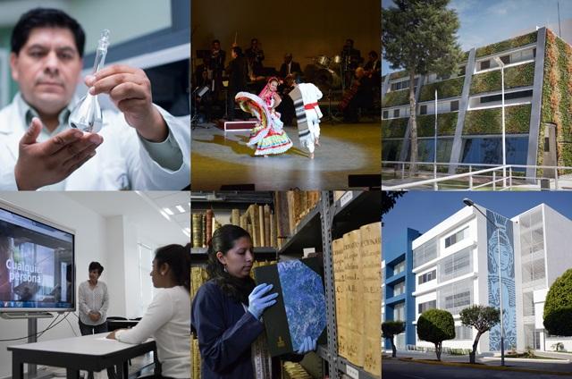 BUAP, séptimo lugar nacional en ranking Mejores Universidades 2021