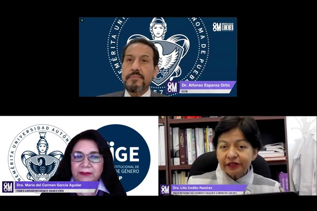 Inaugura Esparza Ortiz Universitarias  líderes por un futuro igualitario