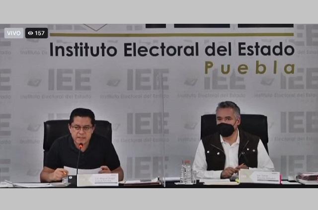 Van al voto por voto Amozoc, Tlatlauqui y otros 5 municipios