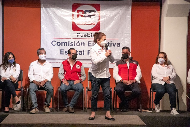 Rescatar a la Puebla olvidada, ofrece América Soto con RSP