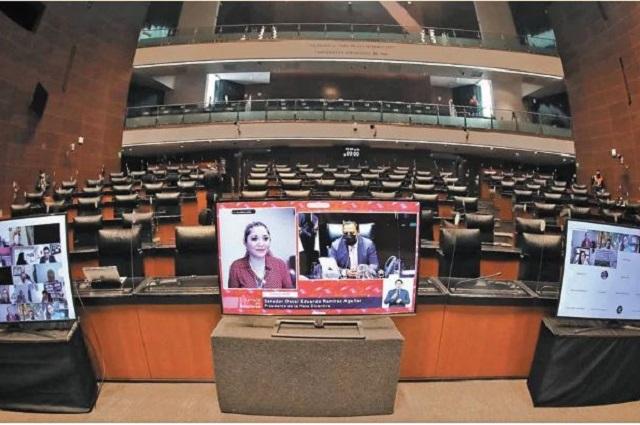 Senado consuma reforma de AMLO a industria eléctrica