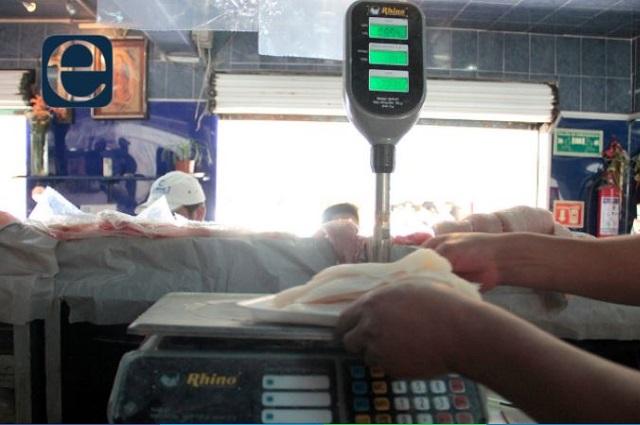 Puebla, con la tercera mayor inflación quincenal en julio
