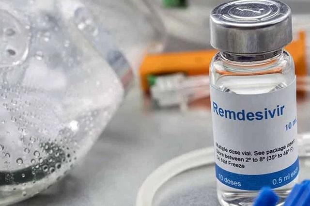 Autorizan uso de remdisivir en México para tratar Covid-19