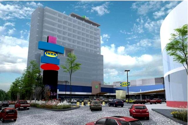 Radicará IKEA en Puebla su segunda tienda en el país