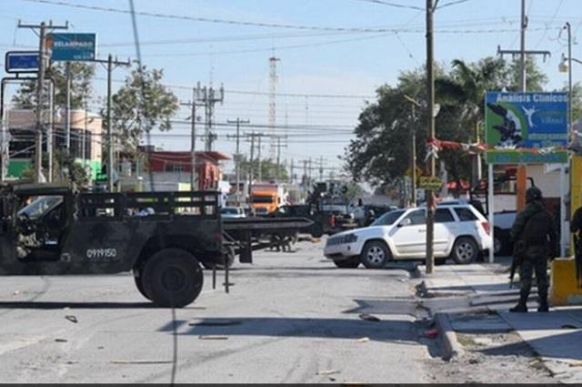 Sube a 23  cifra de muertos por tiroteos en Reynosa