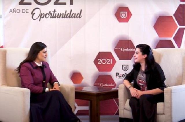 Claudia Rivera confirma que va por la reelección en Puebla