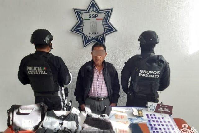 Extorsionador del mercado Morelos pasará su proceso en domicilio