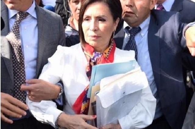Decreto de liberación de presos podría beneficiar a Rosario Robles