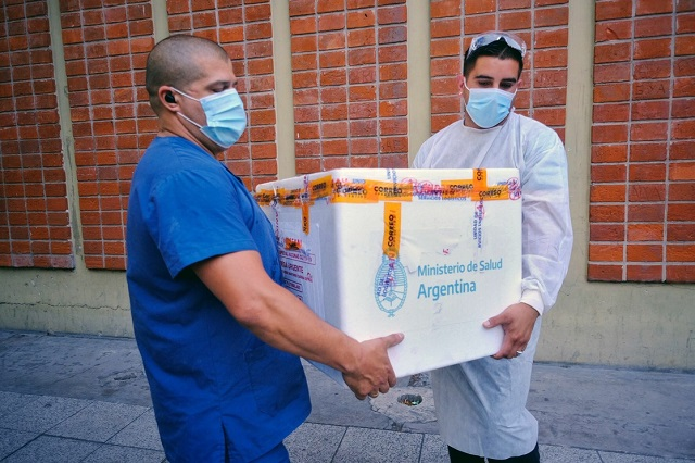 Aprueba México uso de vacuna rusa Sputnik V contra el Covid- 19