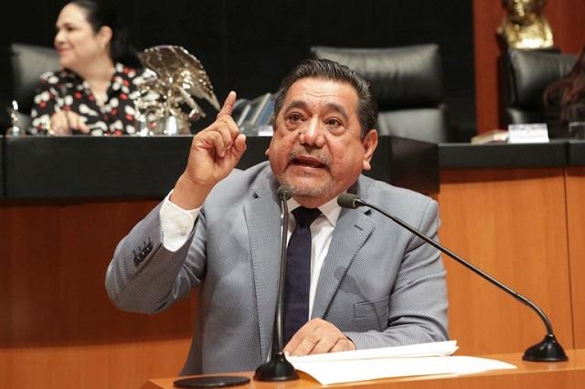 Medio Consejo de Morena en Guerrero apoya a Félix Salgado