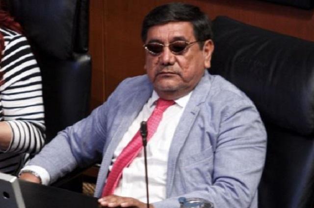 Registro de Félix Salgado en riesgo por no entregar reporte de gastos
