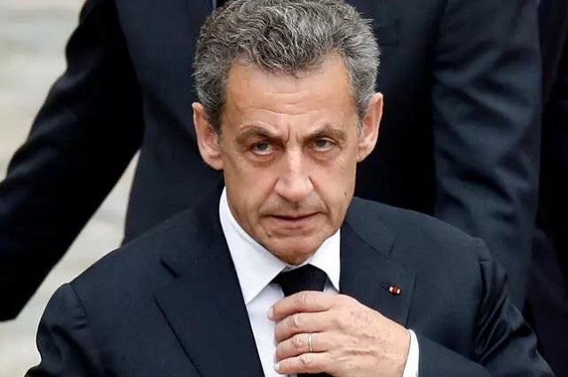 Dan 3 años de cárcel a Nicolás Sarkozy, expresidente francés