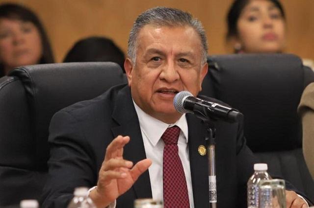 Saúl Huerta, de Morena, busca candidatura a alcalde de Puebla