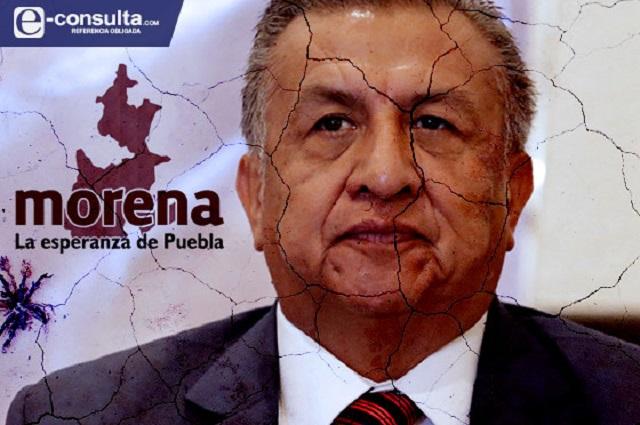 Morena suspende derechos políticos a Saúl Huerta Corona