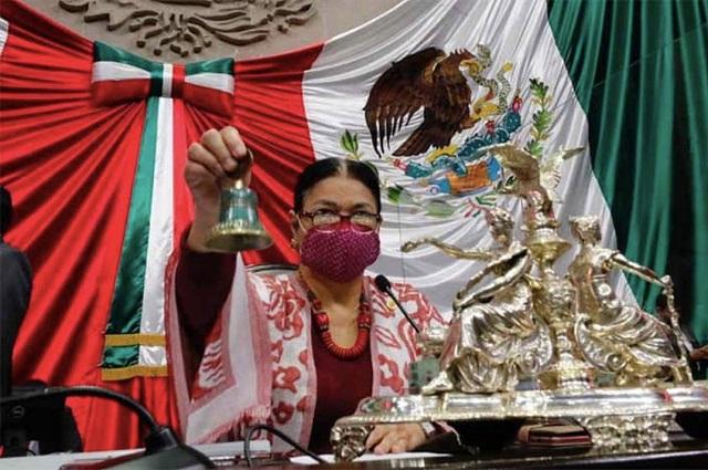Desafuero de Saúl Huerta toca a esta legislatura: Sauri Riancho