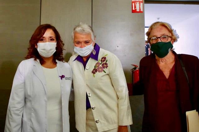 Contra la pandemia, presencia femenina fortalece al IMSS, señalan