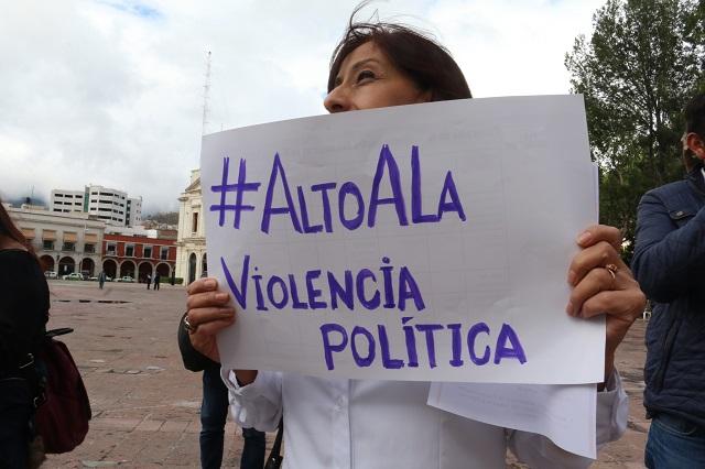 Veracruz, el estado con más casos de violencia política
