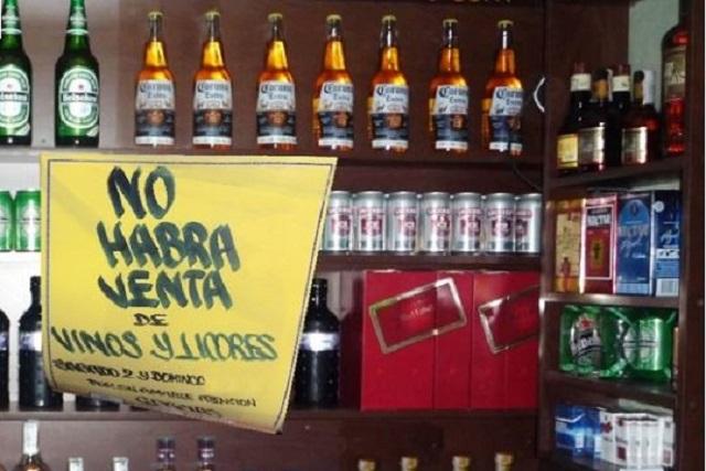 Ley Seca aplicará en Puebla sólo el domingo 1 de agosto